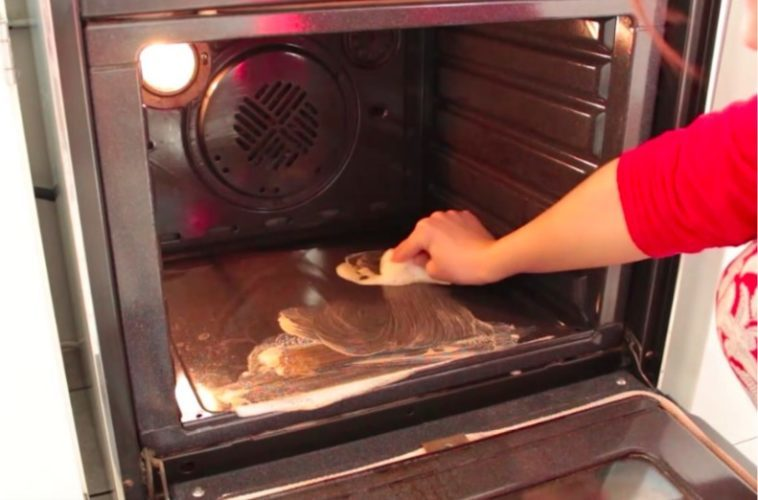 clean your oven