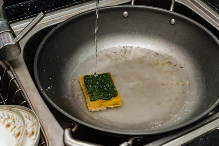smelly sponge