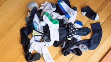 Never lose socks again