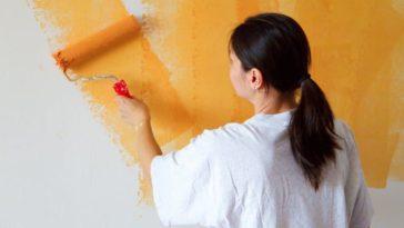 paint a room like a professional