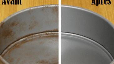 rust marks
